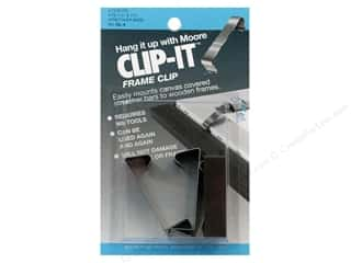 Staple Framing: Moore Clip-It Frame Clip 4 pc