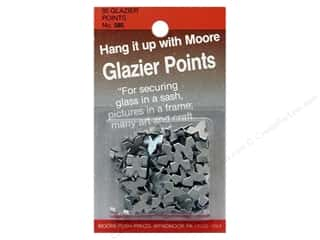 Moore Glazier Points # 7-85 pc
