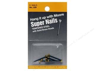 Nails: Moore Super Nails 8 pc