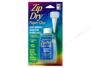 Beacon Glue Zip Dry Paper 2oz Carded