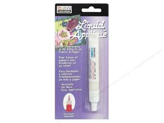 Uchida Liquid Applique Carded White