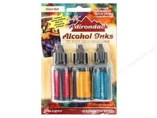 Tim Holtz Tim Holtz Adirondack Alcohol Ink by Ranger: Tim Holtz Adirondack Alcohol Ink Kit by Ranger Nature Walk