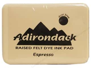 Ranger Adirondack #0 Dye Ink Pad Espresso
