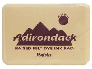 Books $0 - $5: Ranger Adirondack #0 Dye Ink Pad Raisin