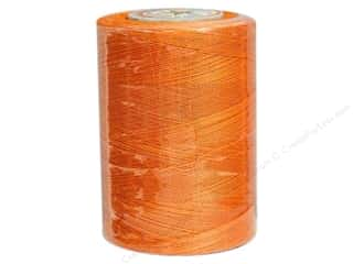 Coats Cotton Machine Quilting Thread Dark Orange 1200 yd.