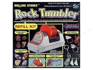 NSI Activity Kit Rolling Stones Rock Tumbler Rfl