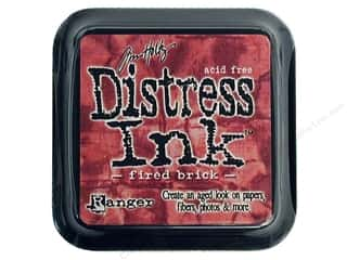 Brandtastic Sale Ranger: Tim Holtz Distress Ink Pad Fired Brick by Ranger