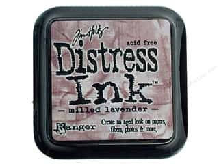 Tim Holtz Distress Ink Pad Milled Lavender by Ranger
