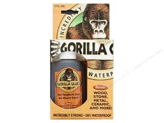 wood glue: Gorilla Glue 2 oz Carded