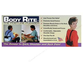 Therapy / Posture Aids: MFD Enterprises Body-Rite Ergonomic Posture Aid