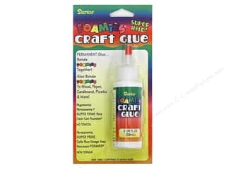 Darice Glue Foamies Craft 2oz Carded