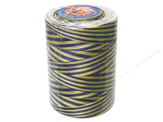 Coats & Clark Star Variegated Mercerized Cotton Quilting Thread 1200 yd. French Country