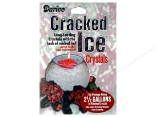 Darice: Darice Cracked Ice Decorative Crystals 45gm
