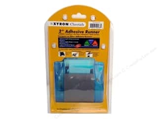 "Laminate: Xyron Cheetah Adhesive Runner Permanemt 2""x 30'"