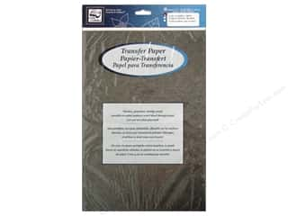 "Loew Cornell Transfer Paper  9""x13"" Grey 20 pc"