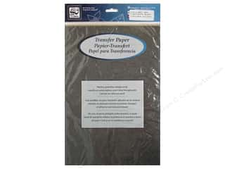 Loew Cornell Transfer Paper  9x13 Grey/White 20pc