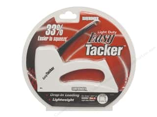 Staplers: Surebonder Staple Gun Light Duty Easy Tacker