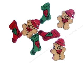 Jesse James Embellishments Stockings and Bears