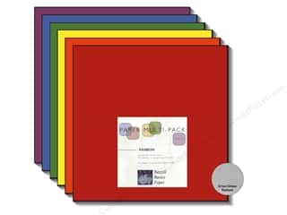 Bazzill Multi Pack 12x12 Rainbow