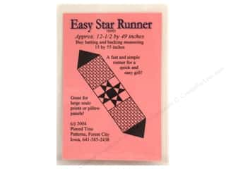 Tiny Easy Star Runner Pattern