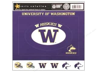 Sports Solution Cardstock Frames Washington