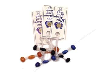 Blue Moon Beads Bead Shop Stone Facetted # 2 (12 packages)