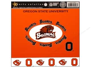 Picture/Photo Frames Scrapbooking & Paper Crafts: Sports Solution Cardstock Frames Oregon State