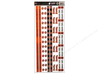 "Sport Solution $2 - $3: Sports Solution Sticker Strip 12"" Oregon State"