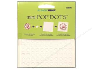 "All Night Media Pop Dots Mini 1/4"" 264 pc"