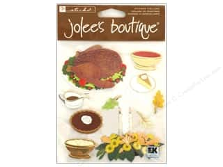 Sticko Jolee's Boutique Ornate Thanksgiving Feast