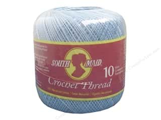 South Maid Crochet Cotton Thread Size 10 Delft