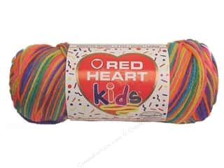 Hearts Yarn & Needlework: Red Heart Kids Yarn #2945 Bikini