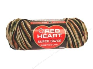 Red Heart Super Saver Yarn #0961 Woodsy 5 oz.