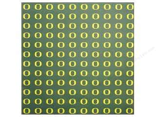 Sports Solution Paper 12&quot;x 12&quot; Oregon Green (25 sheets)