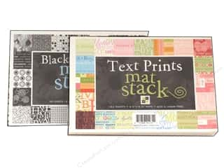 DieCuts Printed Mat Stack 6.5x4.5
