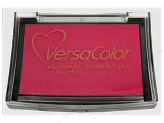 New $3 - $5: Tsukineko VersaColor Large Pigment Ink Stamp Pad Magenta