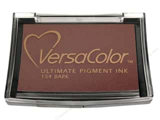 Tsukineko VersaColor Pigment Stamp Pad Lg Bark