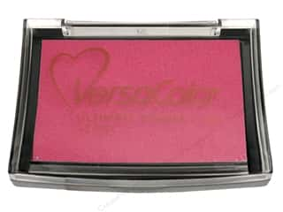 New $3 - $5: Tsukineko VersaColor Large Pigment Ink Stamp Pad Pink