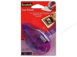 Lint Removers Checkstand Crafts: Scotch Tape Runner Double Sided Acid-Free 472""