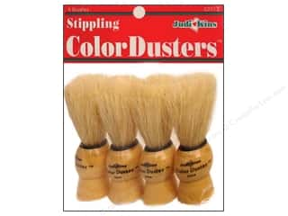 Judikins Color Duster Stippling Brush 4 pk