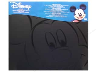 Disney: EK Album Disney 12x12 Mickey Black
