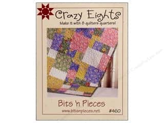 Bits 'n Pieces Quilting Patterns: Bits 'n Pieces Crazy Eights Pattern