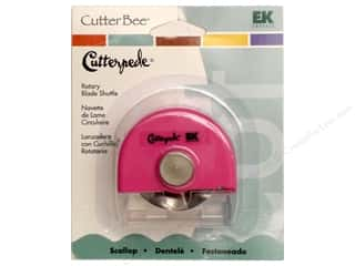 Weekly Specials Rotary: EK Blade Shuttle Cutterpede Scallop