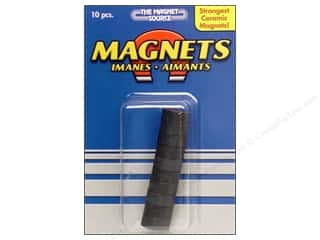 "The Magnet Source Magnet Ceramic Disc 1/2"" 10pc"