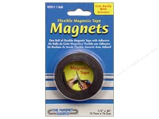 "The Magnet Source Magnet Tape 1/2""x 30"""