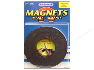 "Magnets: The Magnet Source Magnet Tape 1/2""x 10'"