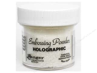 Embossing Aids All-American Crafts: Ranger Embossing Powder 1oz Holographic