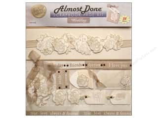 Weekly Specials Scrapbooking Kits: HOTPPage Kit Almost Done 12x12 Wedding