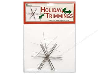 Pliers $6 - $8: Darice Snowflake Ornament Form Small 8pc