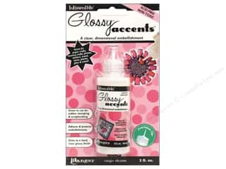 Ranger Inkssentials Accents Glossy 2oz with Tip